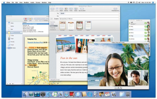 Mac OS X Leopard : the Inspiration for Vista